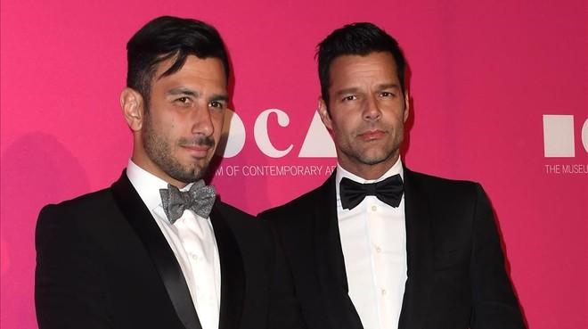 Ricky Martin: Mis hijos me han preguntado por qué tienen dos papás