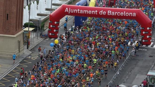 síndica barcelona evaluará impacto envases plástico carreras deportivas