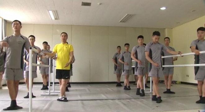 Classes de ballet per als soldats sud-coreans que vigilen la frontera amb Corea del Nord