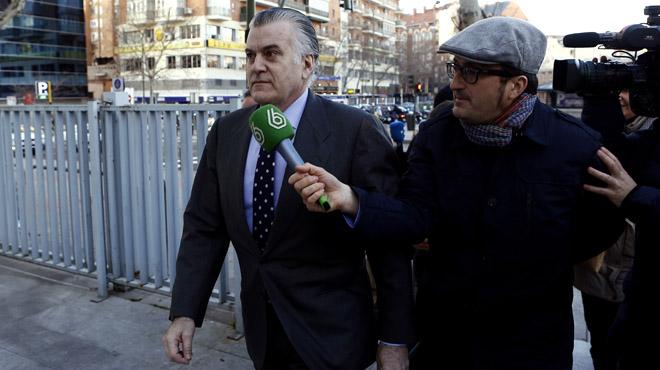 Bárcenas declara avui per l'esborrament dels seus ordinadors al PP
