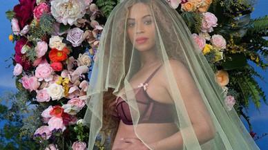 Beyoncé anuncia que està embarassada de bessons