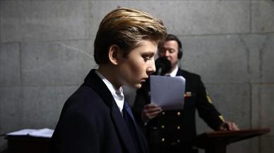 Chelsea Clinton sale en defensa del hijo de Donald Trump
