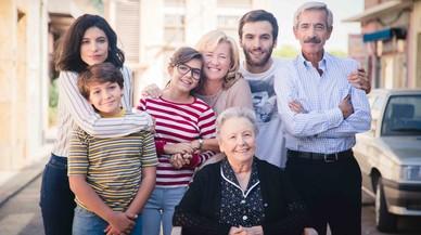 Los protagonistas de la serie de TVE-1 'Cuéntame cómo pasó', en una imagen promocional de la 18ª temporada.