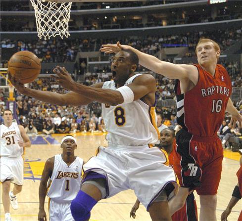 Se cumplen diez a�os de la gesta de Kobe Bryant