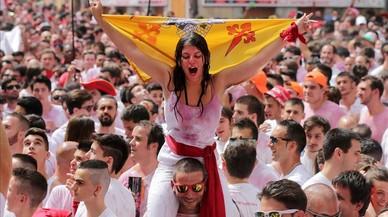 Pamplona lluita contra la plaga de les agressions sexistes
