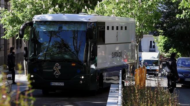 Anticorrupción apunta a la chivada del secretario de Estado de Seguridad al expresidente madrileño