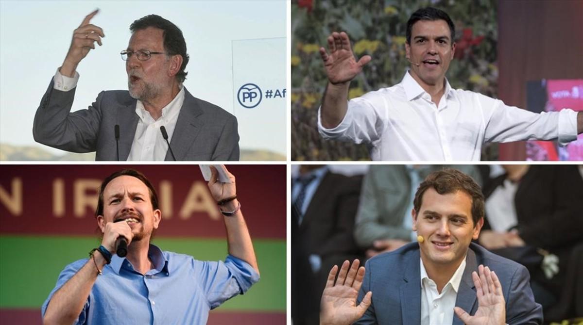 La encuesta prohibida de las elecciones generales del 26-J: penúltimo sondeo