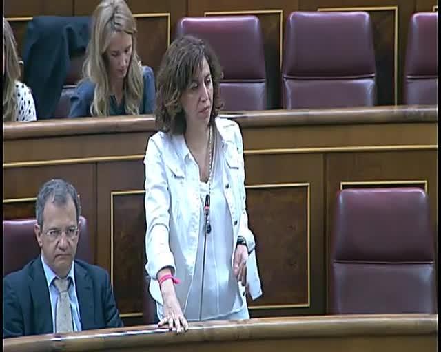 Zaida Cantera aconsegueix la pensió màxima després de reconèixer-se l'assetjament sexual a l'Exèrcit