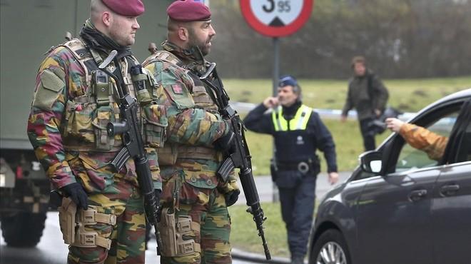Els serveis de seguretat de Bèlgica, novament en qüestió