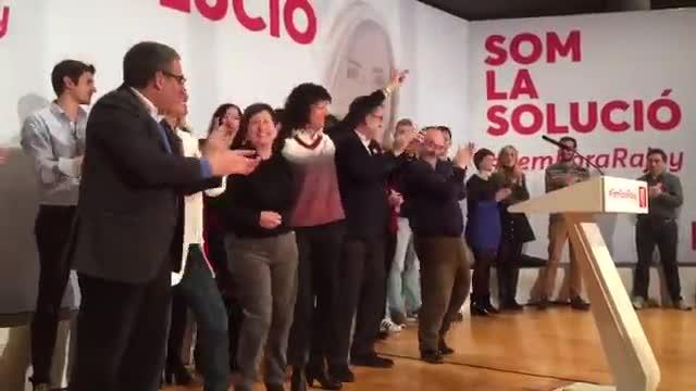 """Chacón erigeix el PSOE en l'única garantia per a una reforma """"real"""" de la Constitució"""