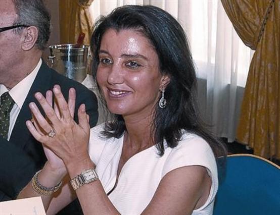 La empresaria y mecenas Liliana Godia, acusada de fraude fiscal