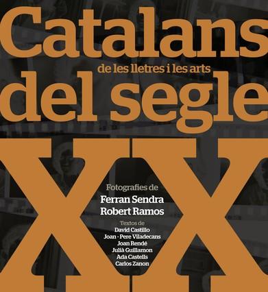 Los protagonistas de la cultura catalana del siglo XX, a través de la fotografía