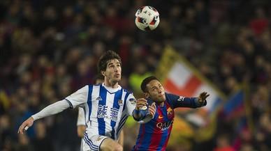 Neymar també és lateral