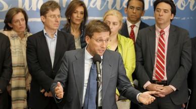 El PP pide a Carmena que reprenda a los concejales favorables al acto en apoyo al referéndum