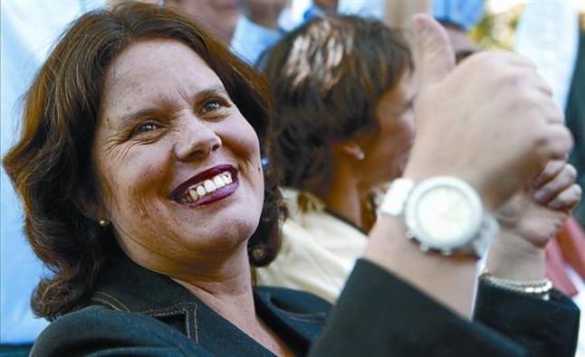 La nieta de Allende pierde la alcald�a de un municipio de Santiago