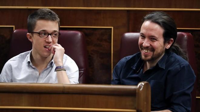 """Íñigo Errejón: """"Podem dirà el mateix que dimecres"""""""