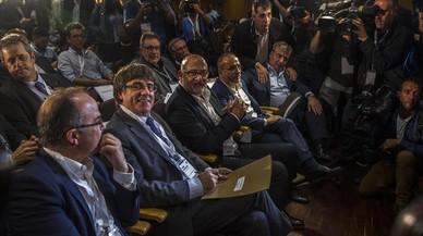 El PDECat avala que Puigdemont proclami la DUI si Rajoy aplica l'article 155