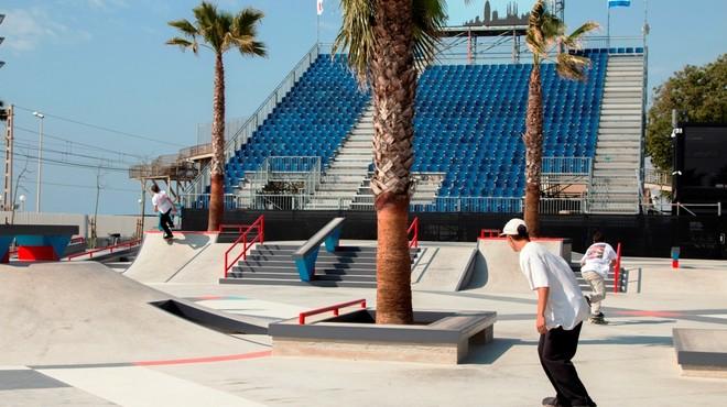 Badalona se cita con los mejores skaters del mundo