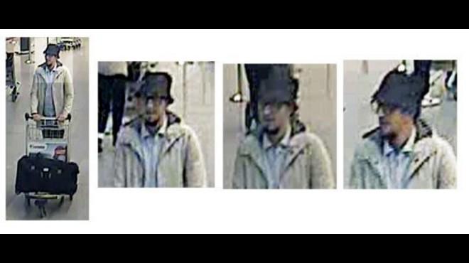 Detingut i identificat el terrorista del barret, segons els mitjans belgues