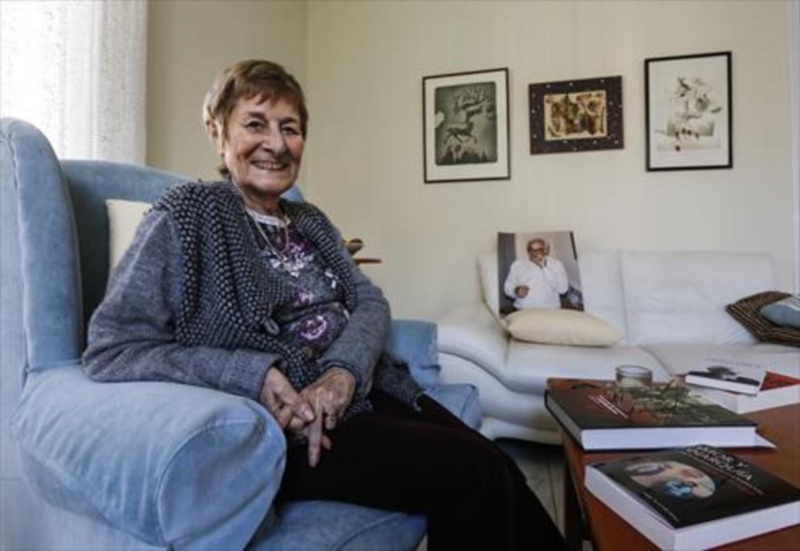 Doris Ensinger: «No soy una mujer heroica, pero defiendo mis ideas»