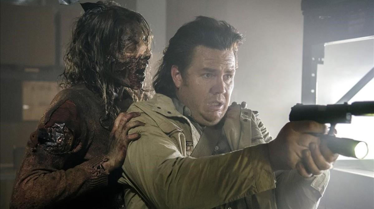 "Josh McDermitt: ""Todos los que llegamos a 'The walking dead' venimos a morir"""