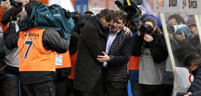 """Tito : """"Se lo he dicho a Piqué, a la primera te van a expulsar"""""""