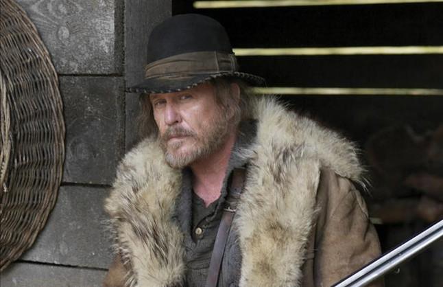 """Tom Berenger: 'La serie 'Hatfields & McCoys' es como una novela rusa"""""""