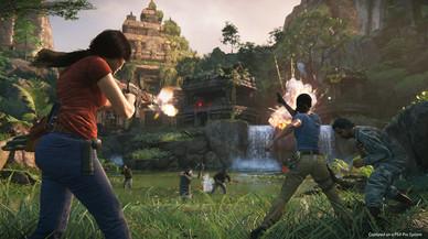 'Uncharted: El legado perdido' se prepara conquistar la PS4