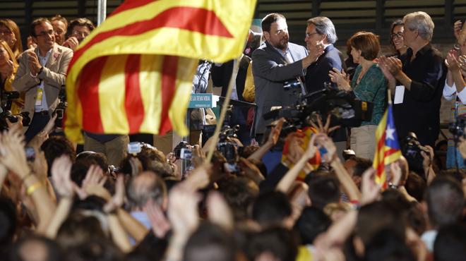 Eleccions catalanes del 27-S, en directe