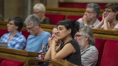 """La CUP fa una crida a la """"desobediència civil massiva"""" davant """"l'agressió"""" de l'article 155"""