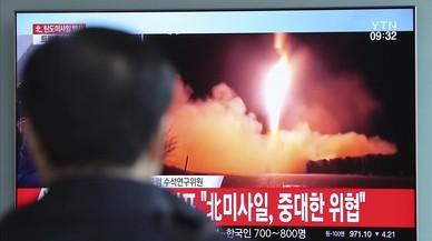 Trump afronta el desafiament més gran de Coreal del Nord