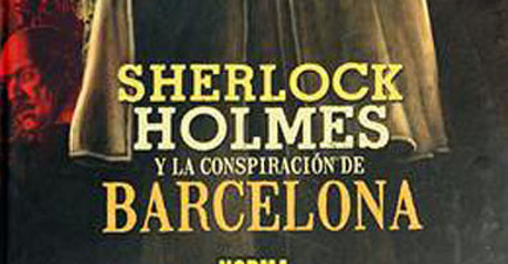 Imagen del libro &#34;Sherlock Holmes y la bomba del Liceu&#34;