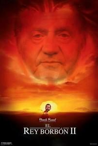 Montaje con el cartel de la película 'El Rey León'.