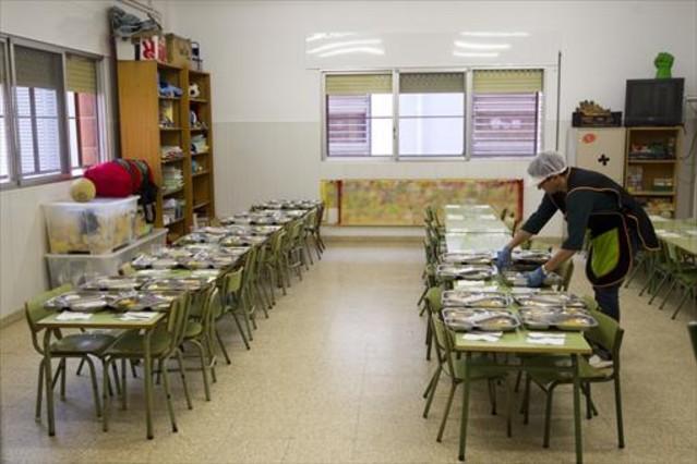 Cdc impide la supresi n de conciertos educativos for Becas comedor barcelona