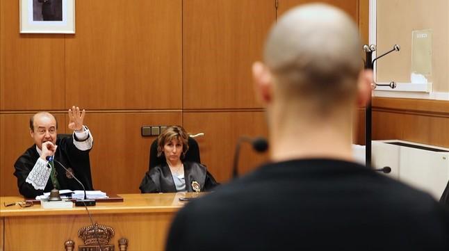 Mascherano declara ante el juez de la Audiencia de Barcelona por fraude fiscal.