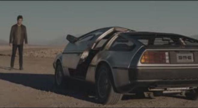 As� es el nuevo DeLorean