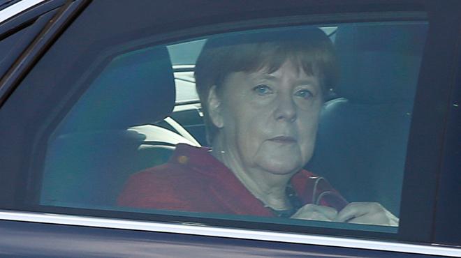Los alemanes castigan a Merkel en las regionales