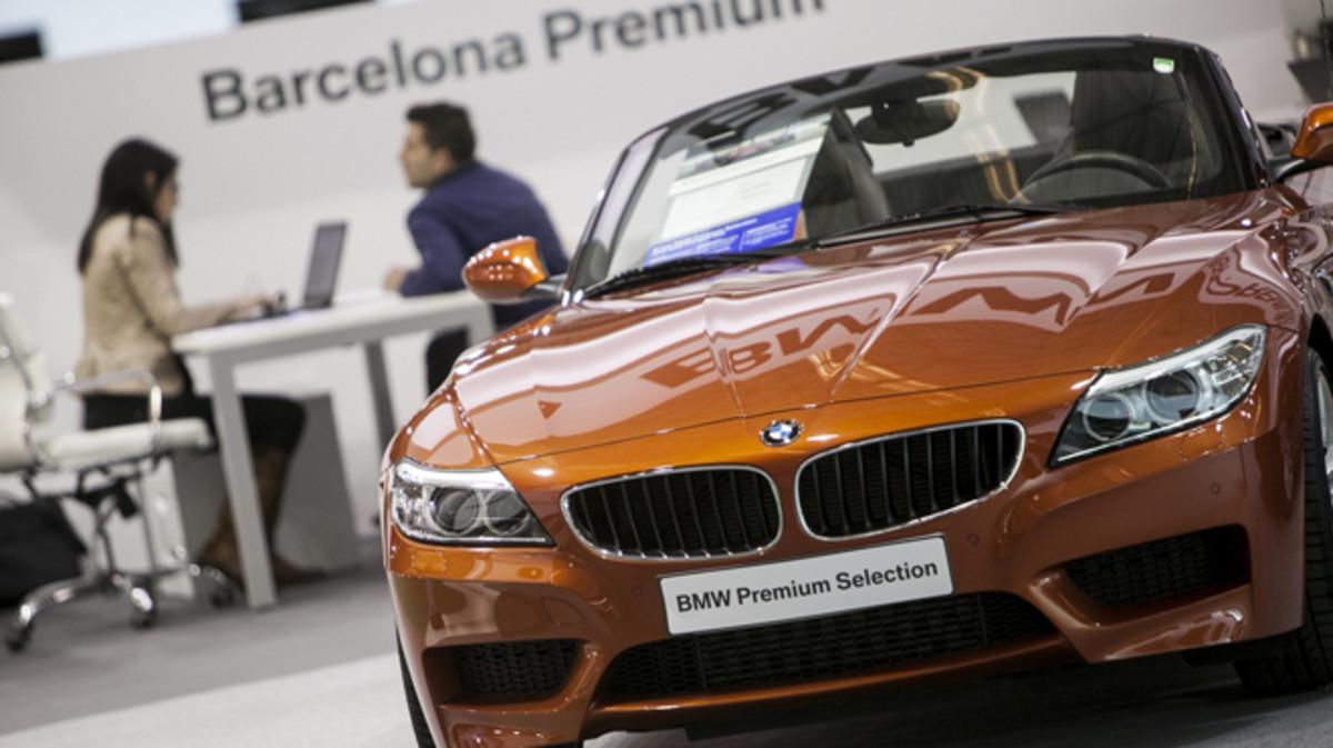 Barcelona mayor concesionario de coches de segunda mano - Taburetes segunda mano barcelona ...