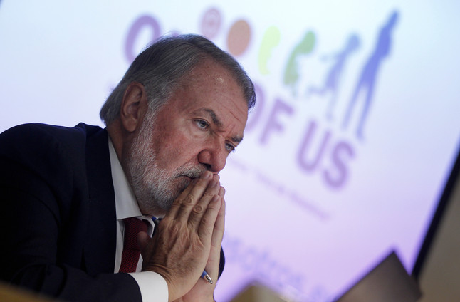 """Mayor Oreja afirma que el procés és """"el projecte d'ETA"""""""