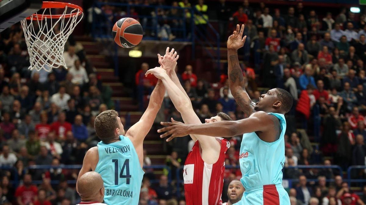 Resultado de imagen de Milan 78 Barcelona Lassa 74
