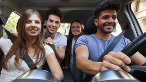 DRIIVEME compartir coche carsharing