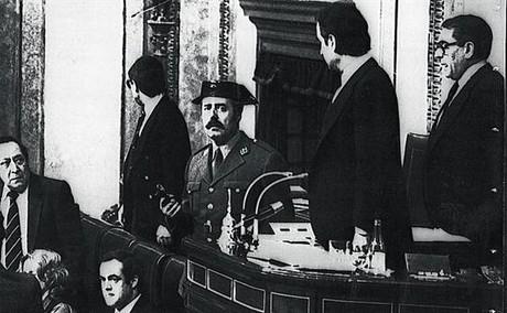 Recuerdos del 23-F de Sabino Fernández Campo