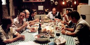 Una escena de 'Los Soprano'
