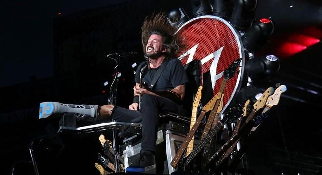 Foo Fighters regalan cinco canciones en homenaje a las víctimas de París