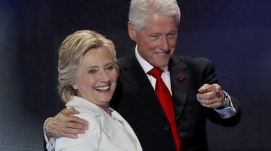 President consort, primer cavaller... ¿Com cal anomenar Bill Clinton?