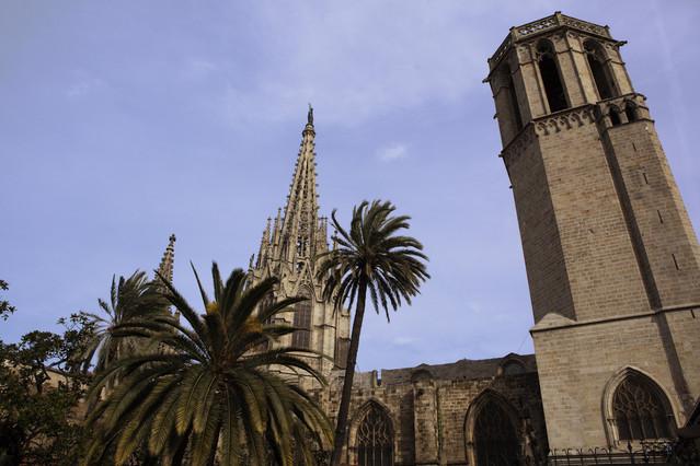 El gran campanario de la Catedral se reabre al p�blico despues de 12 a�os