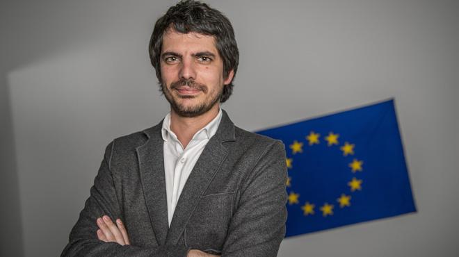 "Ernest Urtasun: ""L'autèntic plebiscit de les europees és sobre la troica"""