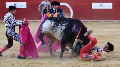 Mor el torero Víctor Barrio al patir una agafada a la fira de Terol