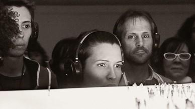 Roger Bernat juega a espías en el Mercat