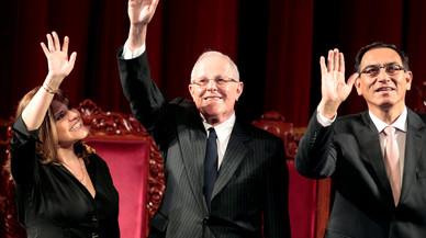 El Congrés del Perú obre el procés de destitució de Kuczynski